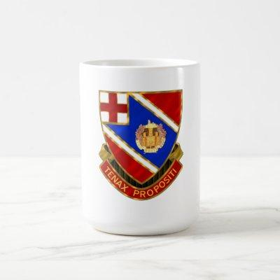 101st Engineer Battalion Coffee Mug