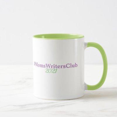 11oz Green/Purple Mug