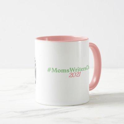 11oz Pink/Green Mug