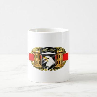 12B 101st Airborne Division Coffee Mug