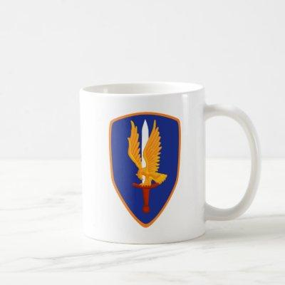1st Avn Bde Class A Patch Coffee Mug