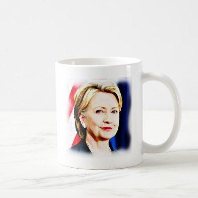 1st Woman President Hillary Clinton 2016_ Coffee Mug