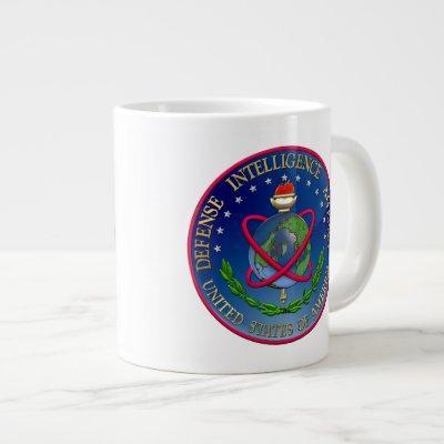 [200] Defense Intelligence Agency (DIA) Seal Large Coffee Mug