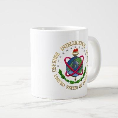[200] Defense Intelligence Agency: DIA Special Edn Large Coffee Mug