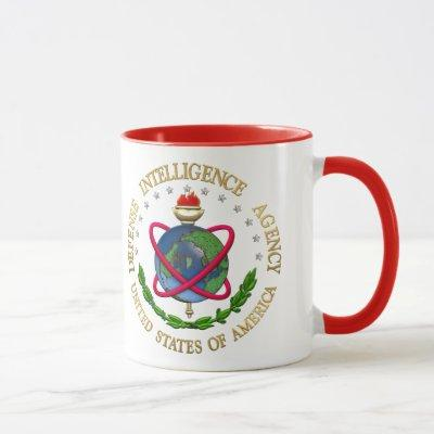 [200] Defense Intelligence Agency: DIA Special Edn Mug