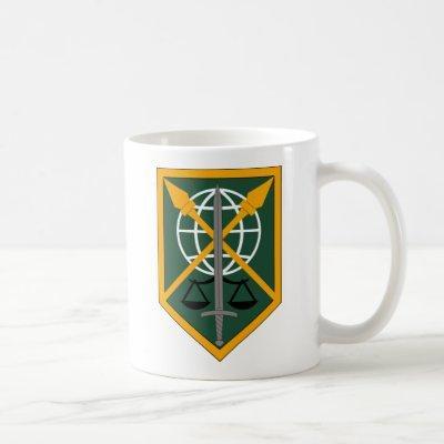 200th Military Police Command Coffee Mug