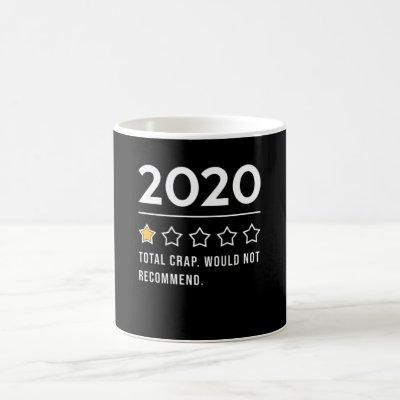 2020 Memes 1 Star Rating Coffee Mug