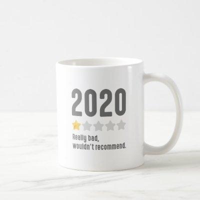 2020 Rating Coffee Mug