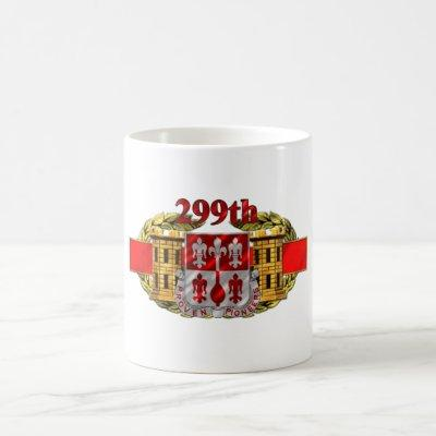 299th Engineer Battalion Coffee Mug