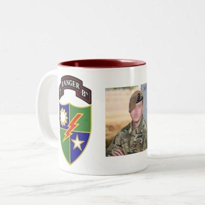 2nd Battalion - 75th Ranger Regiment - Photo Mug