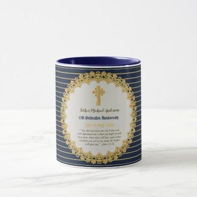 45th Ordination Anniversary SAPPHIRE - ANY CLERGY Mug
