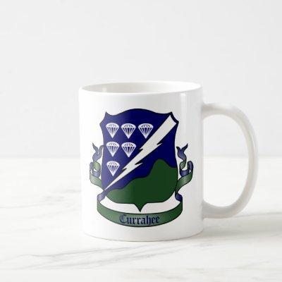 506th Parachute Infantry Regiment, 1st Battalion Coffee Mug