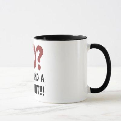 80th Birthday Gag Gift Mug