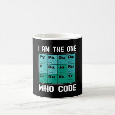A Programmer's Passion Coffee Mug