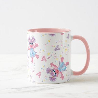 Abby Cadabby Sparkle Pattern Mug