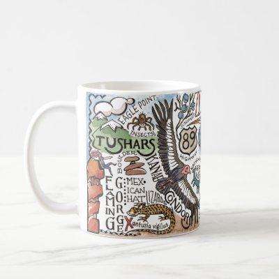 ABCs of Inspiration in Utah mug