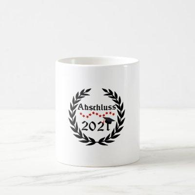 Abi 2021 Graduation AK21 Coffee Mug