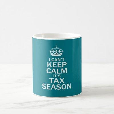 Accountant -Tax Season Coffee Mug