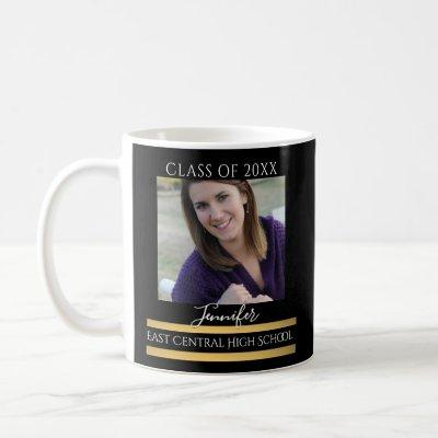 Add Photo   Graduation Coffee Mug