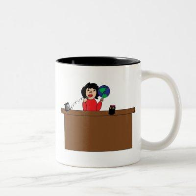 Administrative Professional World Mug