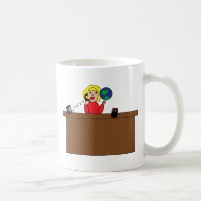 Administrative Professional World Personalize Coffee Mug