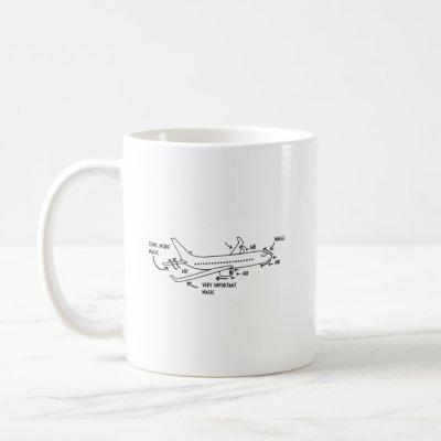 Aerospace Engineering Magic Coffee Mug