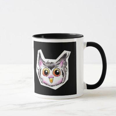 African Giant Owl Mug