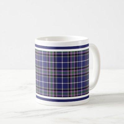 Alexander Clan Scottish Tartan Coffee Mug