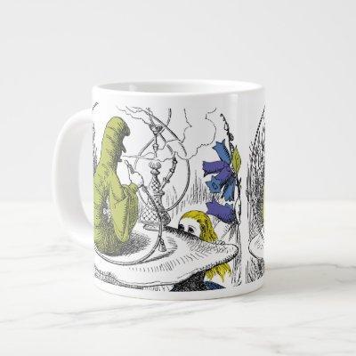 Alice in Wonderland Jumbo Mug