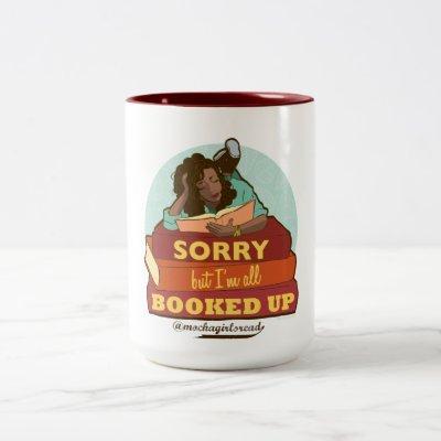All Booked Up Mug