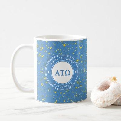 Alpha Tau Omega | Badge Coffee Mug