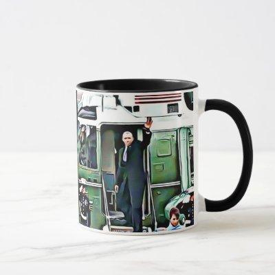 Always My President Barack Obama Coffee Cup