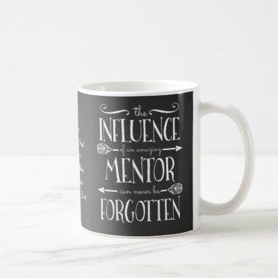 Amazing mentor thank you gift christmas coffee mug