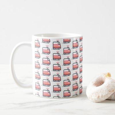 Ambulance 911 First Responder Coffee Mug