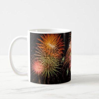 america 64 coffee mug