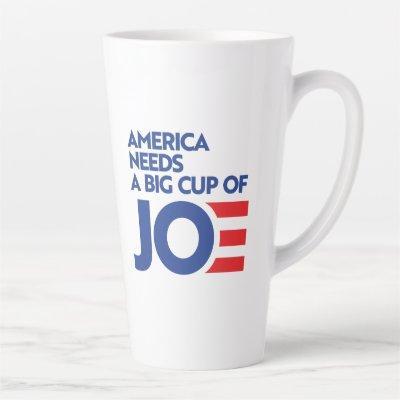 America Needs a Big Cup of Joe