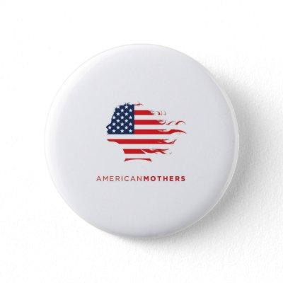 American Mothers® Apparel Button