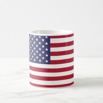 American United States USA Mug