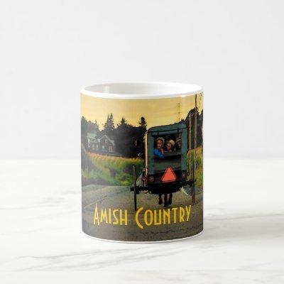 Amish Country Mug