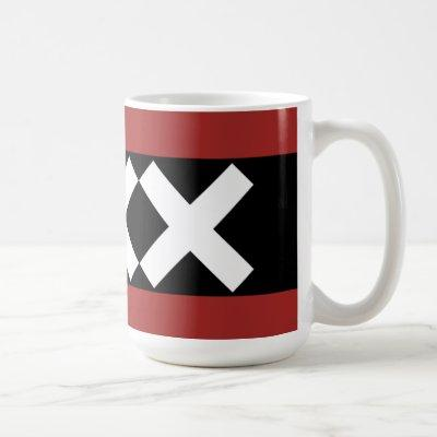 Amsterdam Coat of Arms. Coffee Mug