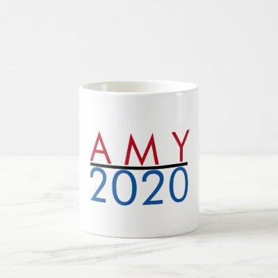 Amy Klobuchar for president 2020 Coffee Mug