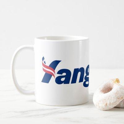 Andrew Yang 2020 Presidential Campaign Coffee Mug