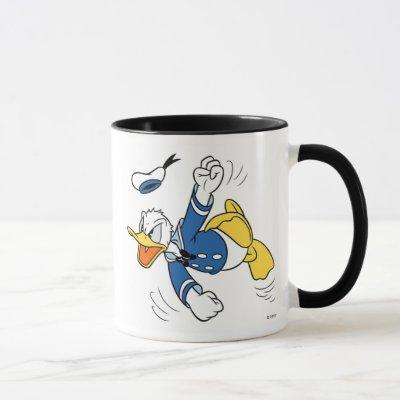 Angry Donald Duck Mug