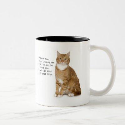 Annoying Cat Mug