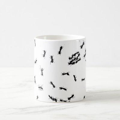 ANTS!! COFFEE MUG