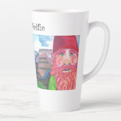 Arizona Selfie Latte Mug