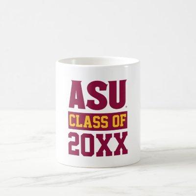 Arizona State Alumni Class Of Coffee Mug
