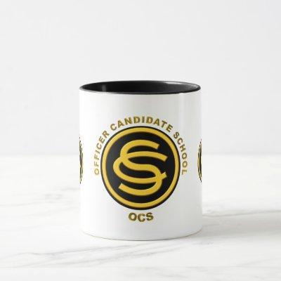 Army Officer Candidate School - OCS Mug