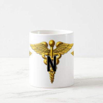 Army Veteran Army Nurse Corps Coffee Mug