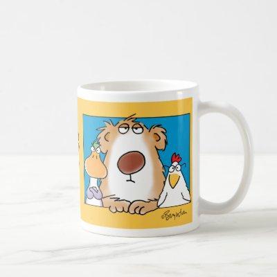 ATTORNEYS ASSEMBLE Sandra Boynton Coffee Mug